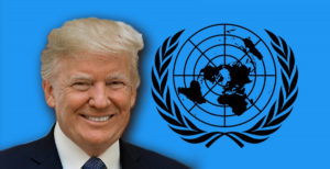 Donald Trump ONU